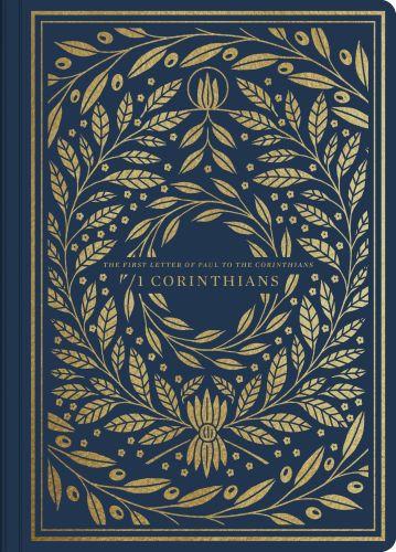 ESV Illuminated Scripture Journal: 1 Corinthians - Softcover Multicolor