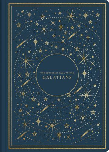 ESV Illuminated Scripture Journal: Galatians - Softcover Multicolor