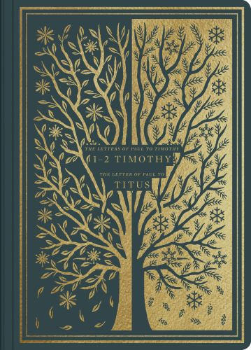 ESV Illuminated Scripture Journal: 1–2 Timothy and Titus - Softcover Multicolor