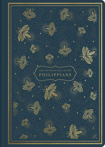 ESV Illuminated Scripture Journal: Philippians - Softcover Multicolor