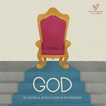 God - Board book