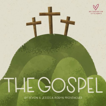 The Gospel - Board book