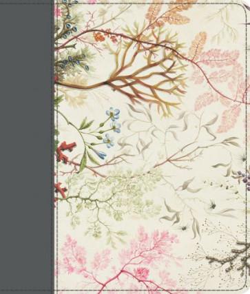 ESV Journaling Bible (Printed TruTone, Elegant Grace) - Imitation Leather With ribbon marker(s)