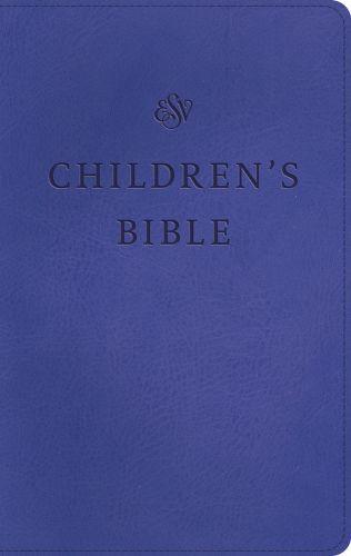 ESV Children's Bible (TruTone, Purple) - Imitation Leather With ribbon marker(s)
