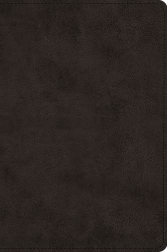 ESV Wide Margin Reference Bible (TruTone, Black) - Imitation Leather With ribbon marker(s)