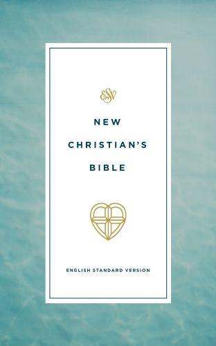 ESV New Christian's Bible - Hardcover