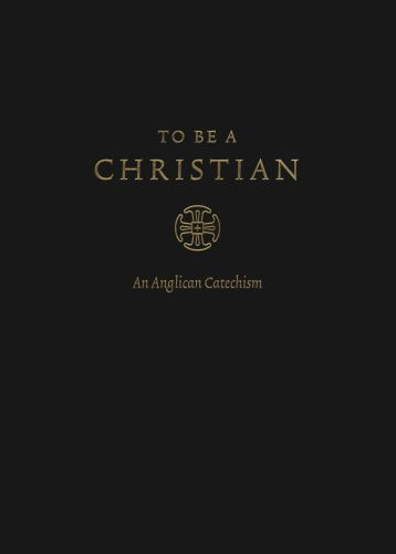 To Be a Christian - Hardcover