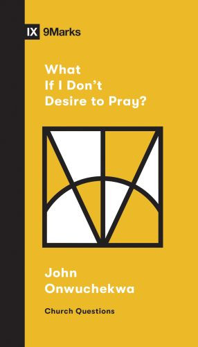 What If I Don't Desire to Pray? - Softcover