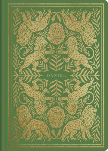 ESV Illuminated Scripture Journal: Daniel - Softcover Multicolor