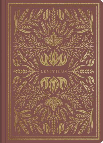 ESV Illuminated Scripture Journal: Leviticus - Softcover Multicolor