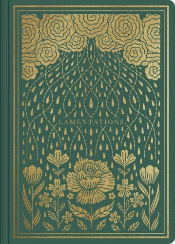 ESV Illuminated Scripture Journal: Lamentations - Softcover Multicolor