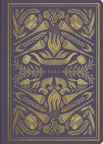 ESV Illuminated Scripture Journal: Ezra - Softcover Multicolor