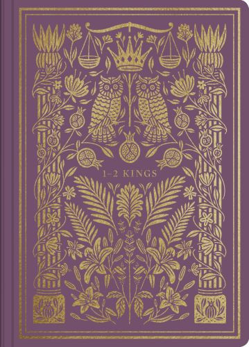 ESV Illuminated Scripture Journal: 1–2 Kings - Softcover Multicolor