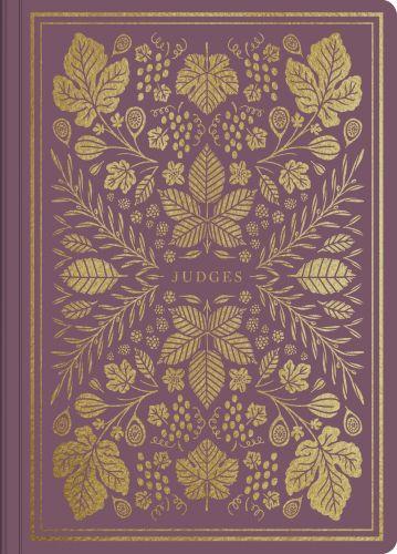 ESV Illuminated Scripture Journal: Judges - Softcover Multicolor