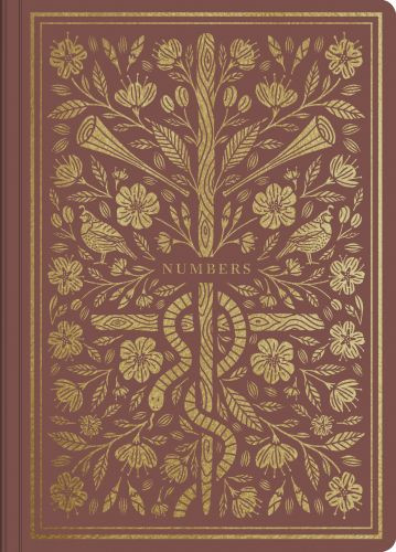 ESV Illuminated Scripture Journal: Numbers - Softcover Multicolor