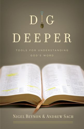 Dig Deeper - Softcover