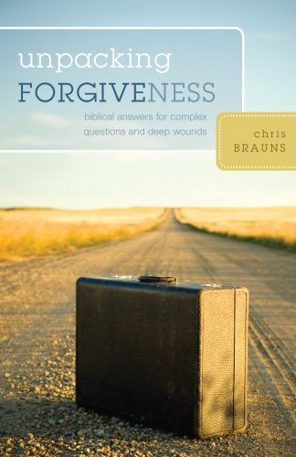 Unpacking Forgiveness - Softcover