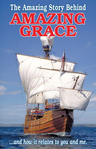 "The Amazing Story Behind ""Amazing Grace"" (ATS)  - Pamphlet"