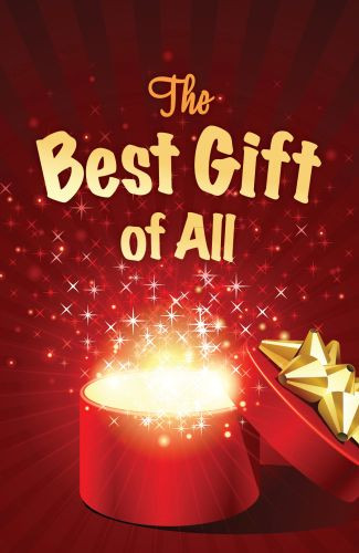 The Best Gift of All (Pack of 25) - Pamphlet