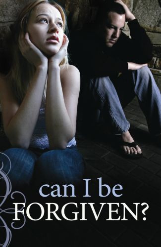 Can I Be Forgiven?  - Pamphlet