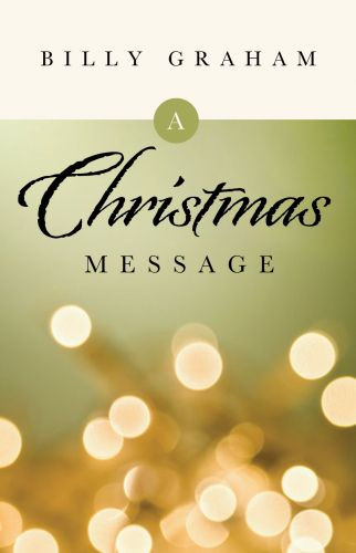 A Christmas Message  - Pamphlet