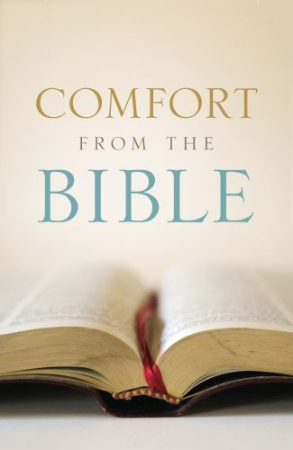 Comfort from the Bible  - Pamphlet