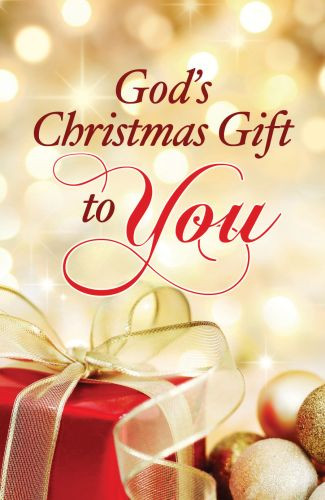 God's Christmas Gift to You  - Pamphlet