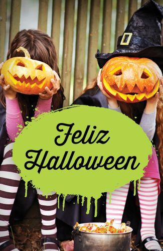Happy Halloween (ATS) - Pamphlet