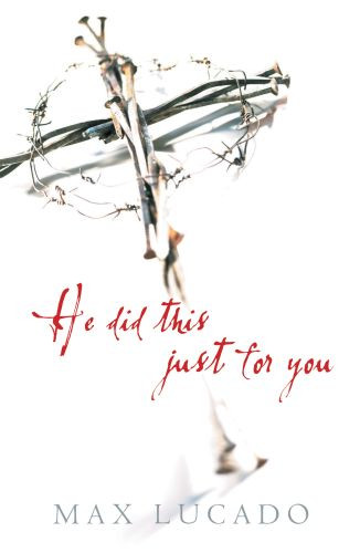 He Did This Just for You  - Pamphlet