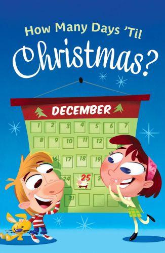 How Many Days 'Til Christmas?  - Pamphlet