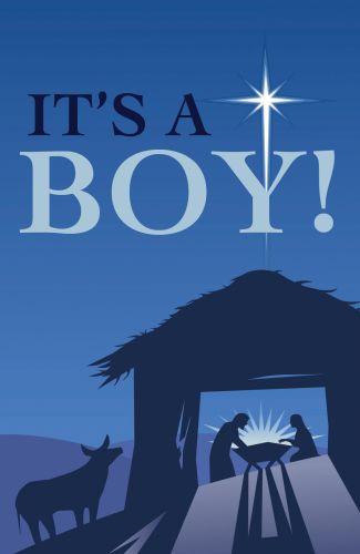 It's a Boy!  - Pamphlet