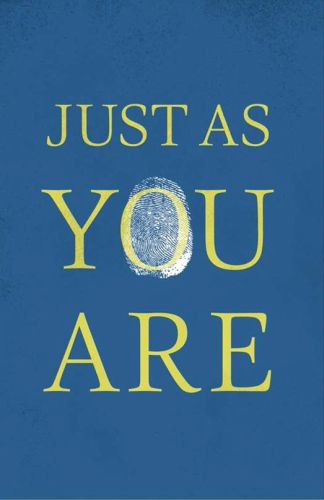 Just As You Are  - Pamphlet
