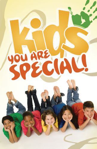 Kids, You Are Special!  - Pamphlet