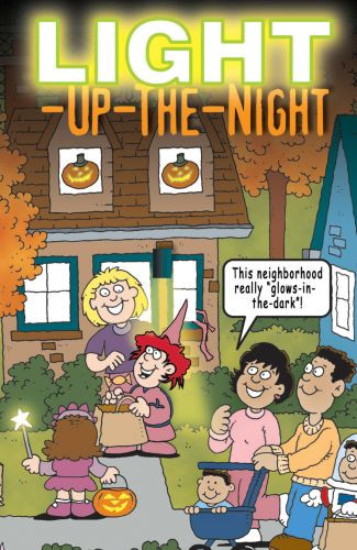 Light Up the Night (ATS)  - Pamphlet
