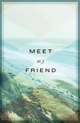 Meet My Friend  - Pamphlet
