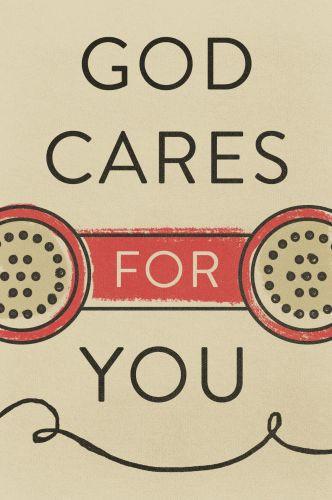 God Cares for You  - Pamphlet