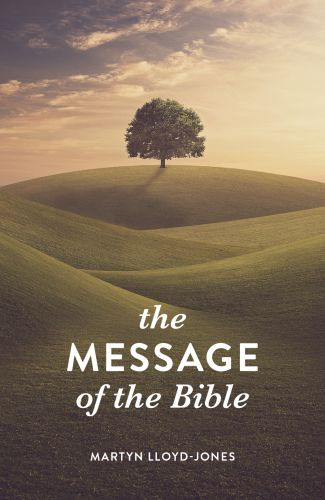 The Message of the Bible  - Pamphlet