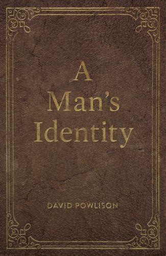 A Man's Identity  - Pamphlet