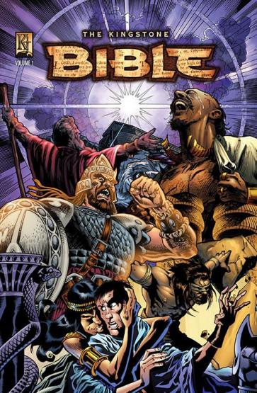Kingstone Bible Vol 1 - Hardcover