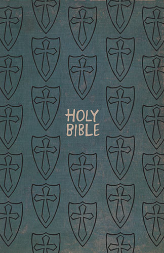 ICB, Gift and   Award Bible, Softcover, Gray - Softcover