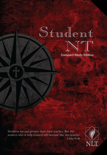 Student NT - Compact Study New Testament NLT - Softcover