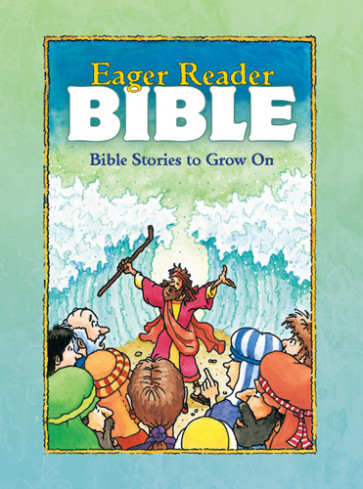 Eager Reader Bible - Hardcover