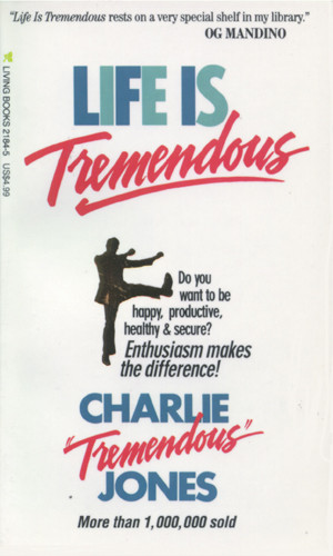 Life Is Tremendous - Softcover