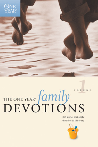 The One Year Family Devotions Volume 1 - Softcover