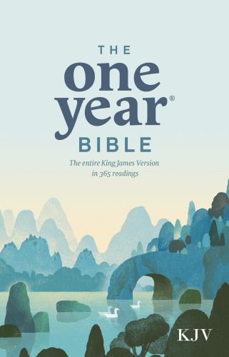 The One Year Bible KJV (Softcover) - Softcover