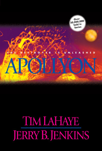 Apollyon - Hardcover With printed dust jacket