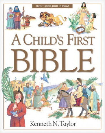 A Child's First Bible - Hardcover