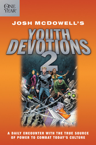 The One Year Josh McDowell's Youth Devotions 2 - Softcover