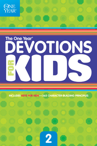 The One Year Devotions for Kids #2 - Softcover