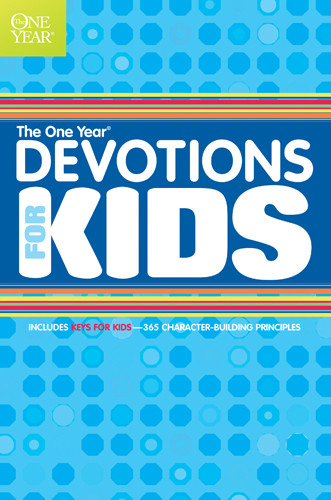 The One Year Devotions for Kids #1 - Softcover